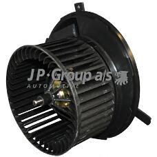 JP GROUP 1126100200 (1K1819015 / 1K1819015C / 1K1819015E) вентилятор отопителя\ Audi (Ауди) a3, Skoda (Шкода) octavia, VW Golf (Гольф) V / Passat (Пассат) / jetta 03>
