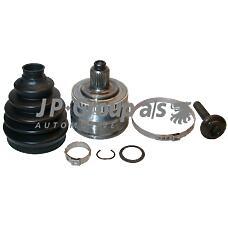 JP GROUP 498440004  шрус наружний VW Passat (Пассат) b5 00> к-т с abs