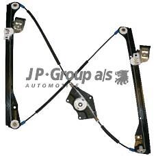 JP GROUP 1188101880 (3B1837462 / 837441006ALT_JP / 1008370025) механизм стеклоподъемн.электр.пер.пр.(без мотора)\ VW Passat (Пассат) 97-05