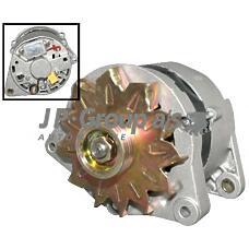 JP GROUP 1190101300 (047903015H / 047903015J / 047903015P) генератор Audi (Ауди) / VW Passat (Пассат) / a4 96-01 / Felicia (Фелиция) 70a(3360)