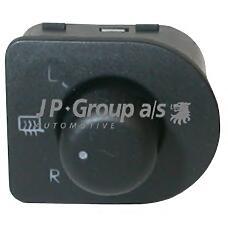 JP GROUP 1196700600 (1J1959565E / 1J1959565F / 1J1959565C) выключатель электропривода зеркала заднего вида