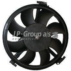 JP GROUP 1199105100 (8D0959455L / 959650005_JP) вентилятор охлаждения\ VW Passat (Пассат) 1.6-2.8 96-00, Audi (Ауди) a4 1.6-2.4 95-00