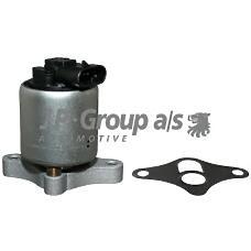 JP GROUP 1225000600 (17200272 / 851038 / 17098055) клапан рециркуляции\ Opel (Опель) Astra (Астра) / Corsa (Корса) / vectra 1.6 / 1.4 / 1.8 98>