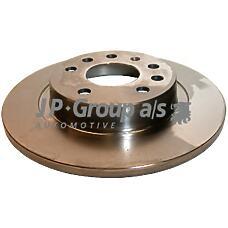 JP GROUP 1263200600 (569115 / 93171848 / 12762290) диск тормозной