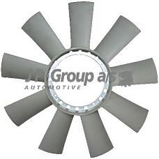 JP GROUP 1314900900 (0032050306 / 32050306) крыльчатка вентилятора охлаждения mb Sprinter (Спринтер) 2.9d(880032050306)