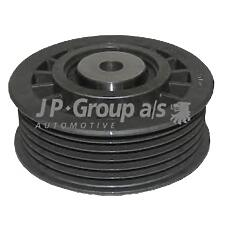 JP GROUP 1318301200 (6012000770 / A6012000770 / 400009) ролик натяжной навесного оборудования 190,COUPE,E-CLASS,E-CLASS Cabriolet,E-CLASS Coupe,G-CLASS,G-CLASS Cabrio,G-MODELL,S-CLASS,S-CLASS Coupe,SL,SPRINTER 2-t Bus,SPRINTER 2-t Kasten,SPRINTER 2-t Prit
