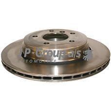 JP GROUP 1463200800 (34216753215 / 34216772085) диск тормозной