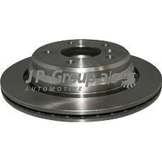 JP GROUP 1463201300 (34211164840 / 34211164175 / 34211163153) диск тормозной