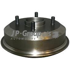 JP GROUP 1563500100 (6560026 / 7296356 / 1045392) барабан тормозной Ford (Форд) Escort (Эскорт) / Fiesta (Фиеста) 1 шт (bs1302)