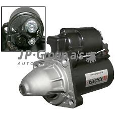JP GROUP 1590300600 (1018882 / 96FB11000LC / 96FB11000LD) стартер 0.8kw\ Ford (Форд) Fiesta (Фиеста) / Focus (Фокус) / puma 1.25-1.7 16v 95>
