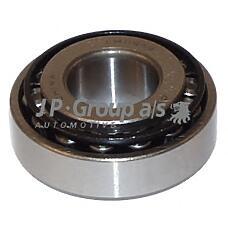 J+P Group 8141200600 (99905906500 / 211405645D / 443505509) (405210005) подшипник ступицы задний наружный