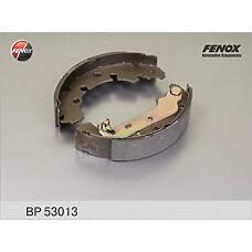 FENOX BP53013 (1123790 / 1145292 / 1125669) колодки барабанные\ Ford (Форд) Fiesta (Фиеста) 1.3i-1.4tdci 01>