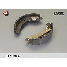 FENOX bp53032 (867698525X / 867609526 / 867698525V) колодки бараб.зад.Audi (Ауди) a2 00-05 Audi (Ауди) 80 -86 VW Golf (Гольф) I / II / IIi