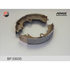 FENOX BP53035 (0449512210 / 0449512171 / 0449512240) колодки барабанные\ Toyota (Тойота) Corolla (Корола) 1.3 / 1.6 / 1.8d 83-88