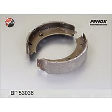 FENOX BP53036 (2D0698525 / 0024205820 / 0034201420) колодки барабанные ручника\ mb Sprinter (Спринтер) 200 / 300-series all 95>