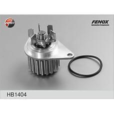 FENOX HB1404 (1201E3 / 120718 / 120723) помпа 20z\ Peugeot (Пежо) 106 / 205 / 206 / 306 / 307 / 309 / 405, Citroen (Ситроен) zx / Xsara (Ксара) / ax / saxo / c15 1.0-1.4 / d 83>