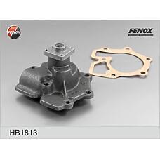 FENOX HB1813 (5012773 / 5024545 / 914FX8591AA) Насос водяной_Fenox_Ford Transit 2.5D/TD 85-00