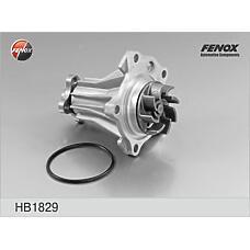 FENOX HB1829 (7087382 / 6457409 / 1651816) hb1829 насос водяной Ford (Форд) scorpio,sierra, transit