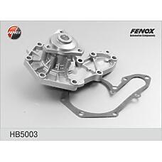 FENOX HB5003 (7701473365 / M855991 / 7701468491) насос водяной Renault (Рено) / Volvo (Вольво) 1,6-2,0