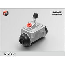 FENOX K17027 (5340263B00 / 5340263B00000 / 96066568) раб.торм.цил.лев.\ Suzuki (Сузуки) Swift (Свифт) 89-94 4-х дверн.