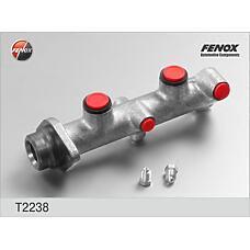 FENOX T2238 (6136834 / 6136543 / 6136835) цилиндр торм.главн. d=22,22 Ford (Форд) Escort (Эскорт) 84-90