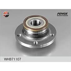 FENOX WHB71107 (1T0598611B / 1T0598611 / 1T0598611A) к-кт подшипника ступицы задней со ступицей\ VW Golf (Гольф) / Passat (Пассат) / Touran (Тоуран) 1.6 / 1.9tdi / 2.0 03>