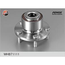 FENOX WHB71111 (1471854 / 1336139 / BP4K3315XA) к-кт подшипника ступицы передней со ступ.\ Ford (Форд) Focus (Фокус) / Focus (Фокус) c-max1.4-2.0,Volvo (Вольво) s40 all 03>