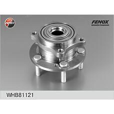 FENOX WHB81121 (517502B010 / 517503J000 / 517502B000) к-кт подшипника ступицы передней со ступицей\Hyundai (Хендай) ix55 4wd 08> / Santa fe (Санта фе) 2.2 / 2.7crdi 06>