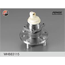 FENOX WHB83115 (96328248 / 96639607 / 96451751) к-кт подшипника ступицы задней со ступицей, с abs\ Chevrolet (Шевроле) epica / evanda / Lacetti (Лачети) 2.0 04>