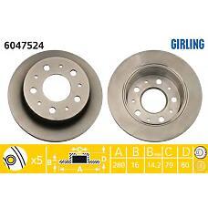 GIRLING 6047524