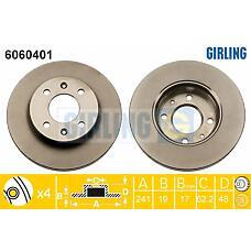 GIRLING 6060401