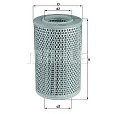 MAHLE ORIGINAL LX609 (1908234 / LX609) фильтр воздушный iveco daily 2.5 89-98