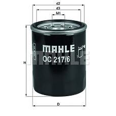 MAHLE ORIGINAL oc217/6 (1651060B11 / 1651061A00 / 1651061A20) фильтр масляный suzuki