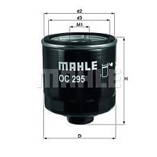 MAHLE ORIGINAL oc295 (030115561K / 030115561P / 030115561E) фильтр масляный Seat (Сеат) Skoda (Шкода) VW