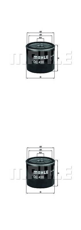 Фильтр масляный FIAT STILO 1.9 JTD/D
