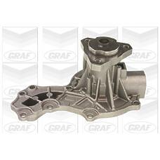 GRAF pa146 (068121005B / 068121005C / 056121005A) помпа водяная Audi (Ауди) 80-VW Passat (Пассат) / sciroc