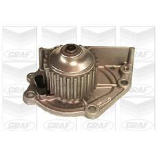 GRAF pa427 (PEB10051 / GWP333 / PEB102510L) помпа водяная austin rover 100 / 200-400