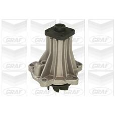 GRAF pa429a (7087382 / 6457409 / 1651816) помпа водяная Ford (Форд) Sierra (Сиера) twin cam