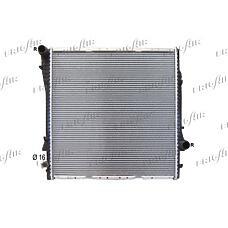 FRIGAIR 0102.3108 (17101439103 / 17107544668 / 1439103) радиатор системы охлаждения акпп\ BMW (БМВ) x5 3.0 / 4.4 / 4.6 00-03