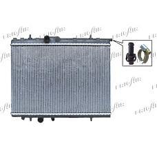 FRIGAIR 0103.3059 (1330F6 / 133086 / 133309) радиатор системы охлаждения\ Citroen (Ситроен) xsara, Peugeot (Пежо) 307 1.6 / 2.0 16v 00>