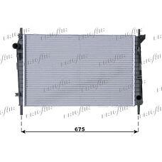 FRIGAIR 0105.2050 (6899903 / 93BB8005ED / 1029617) радиатор системы охлаждения Ford (Форд) Mondeo (Мондео) 1.6i-2.0i 16v 93>