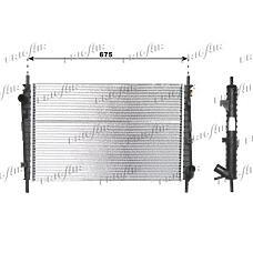 FRIGAIR 0105.3074 (1142808 / 1124902 / 1036597) радиатор системы охлаждения Ford (Форд) Mondeo (Мондео) 1.8 / 2.0 16v 00>