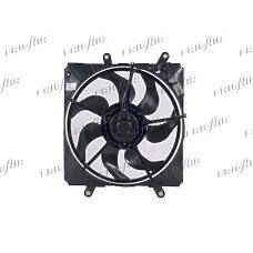 FRIGAIR 0515.1014 (1671102060 / 1636302070 / 1636102080) вентилятор охлаждения\ Toyota (Тойота) Avensis (Авенсис) 1.6-2.0 97-03