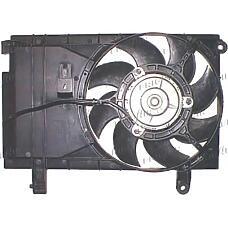 FRIGAIR 0531.0460 (96536666 / 96536520 / 96536581) вентилятор охлаждения\ Chevrolet (Шевроле) aveo 1.2-1.4 06>
