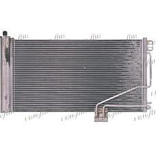 FRIGAIR 08062075 (2035000054 / 2035000554 / 2035000954) радиатор конд. mb w203 all 00>