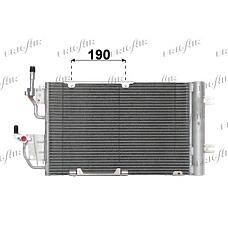 FRIGAIR 0807.2033 (1850111 / 93182213 / 6850237) радиатор конд.\ Opel (Опель) Astra (Астра) 2.0i / 1.3cdti-1.9cdti 04>