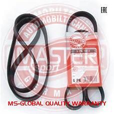 MASTER SPORT 6PK1050-PCS-MS (9091602373 / 9936621050 / 6340663) ремень поликлиновый 6pk1050