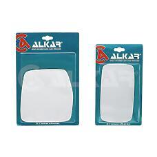 ALKAR 9502064 (1H1857522V) стекло зеркала правого\ VW Golf (Гольф) III / vento 91-97, Seat (Сеат) Ibiza (Ибиза) / Cordoba (Кордоба) 93-99