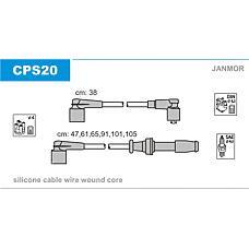JANMOR CPS20  cps20_провода в / вCitroen (Ситроен) xsantia / xm / Peugeot (Пежо) 605 v6 24v 3.0 90> (38x47,61,65,91,101,105)