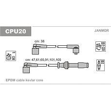 JANMOR CPU20  провода высоковольтные